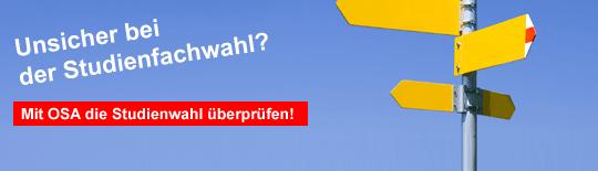 Freiburger Online Studienwahl Assistenten?