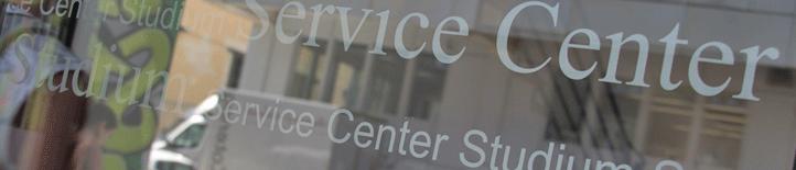 Service Center Studium